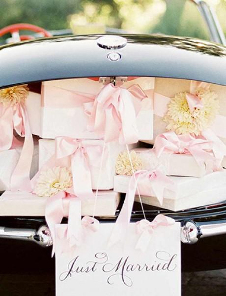 Uključite mladoženju u planiranje venčanja