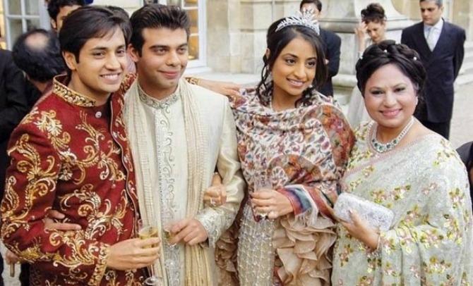 Vanisha Mittal venčanje Ovo su najskuplja venčanja u istoriji