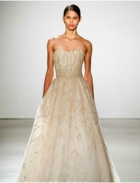 Najlepše venčanice sa Bridal Fashion Week-a
