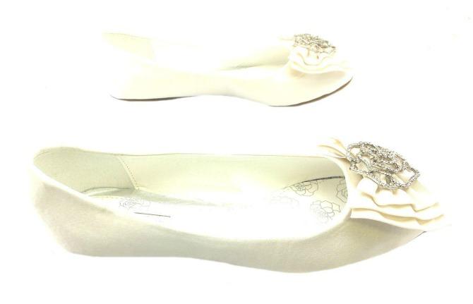 bsletsanke za venčanje Budite elegantne u ravnoj obući na venčanju