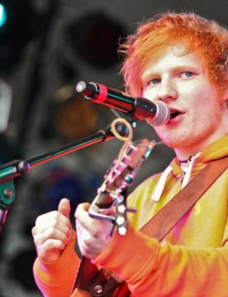 Da li biste voleli da vam Ed Šeran peva na venčanju?
