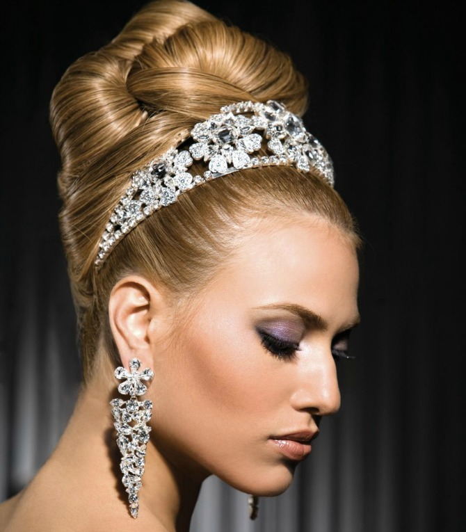 frizura za vencanje Elegantne frizure za tvoje venčanje