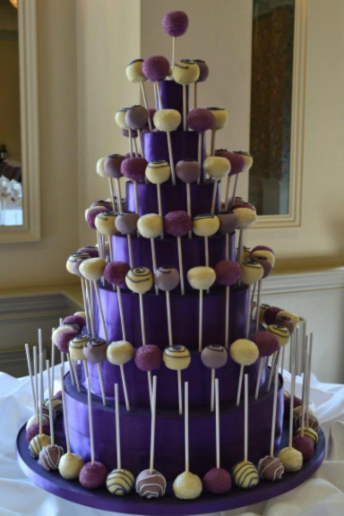 minijaturne torte za vencanje2 Minijaturne torte za venčanje