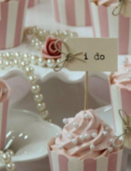 Minijaturne torte za venčanje