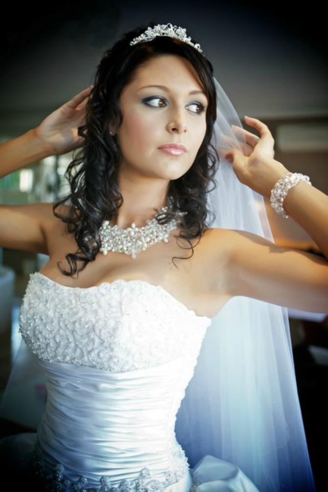nakit za venčanje Kada je nakit dijamant