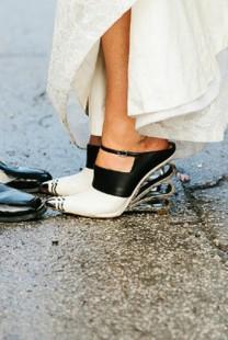 Izaberite neobične i unikatne cipele za venčanje