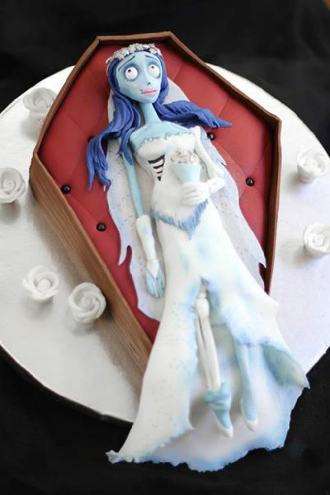 neobicne svadbene torte Neobične mladenačke torte
