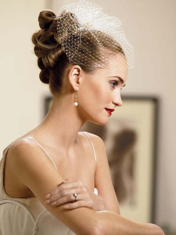 podignuta kosa vencanje Saveti o lepoti sa Bridal Fashion Week a
