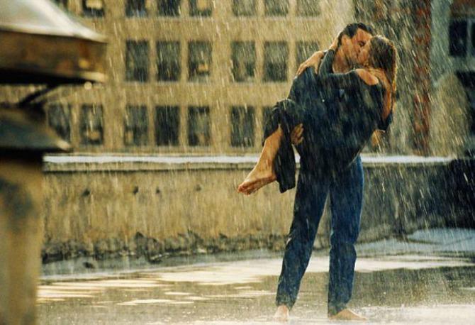 poljubac na kisi O ovim stvarima nemojte razmišljati medenom mesecu