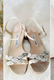 Budite elegantne u ravnoj obući na venčanju