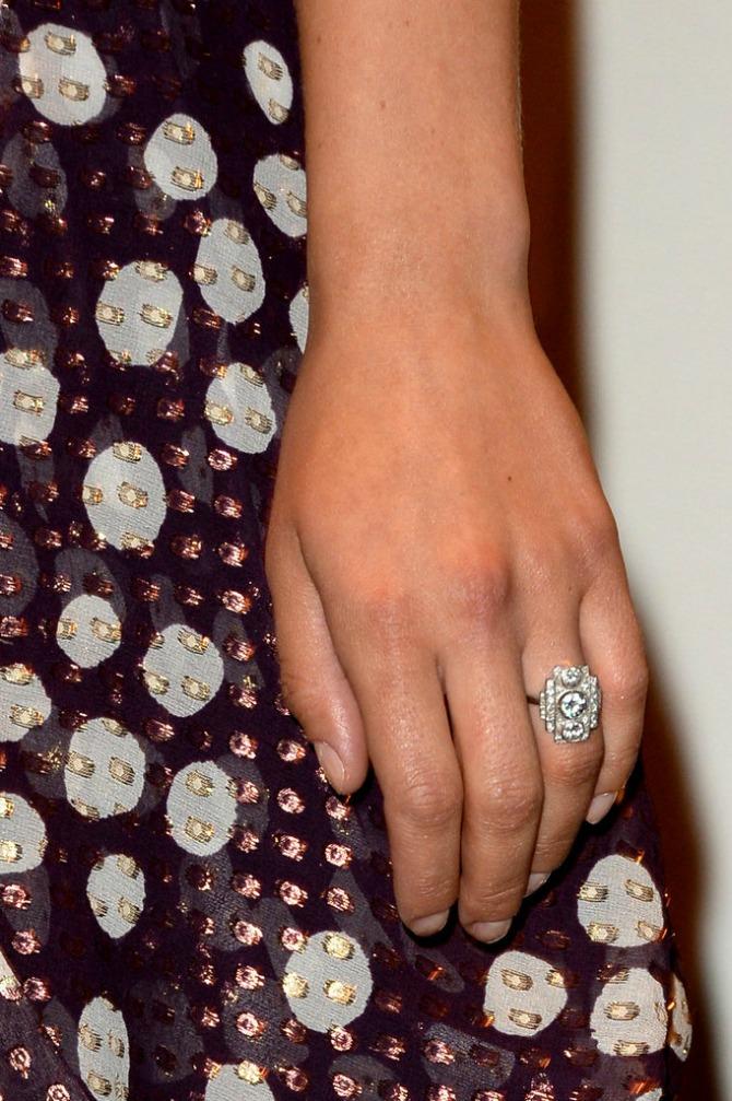 skarlet johanson verenički prsten Netradicionalno vereničko prstenje poznatih