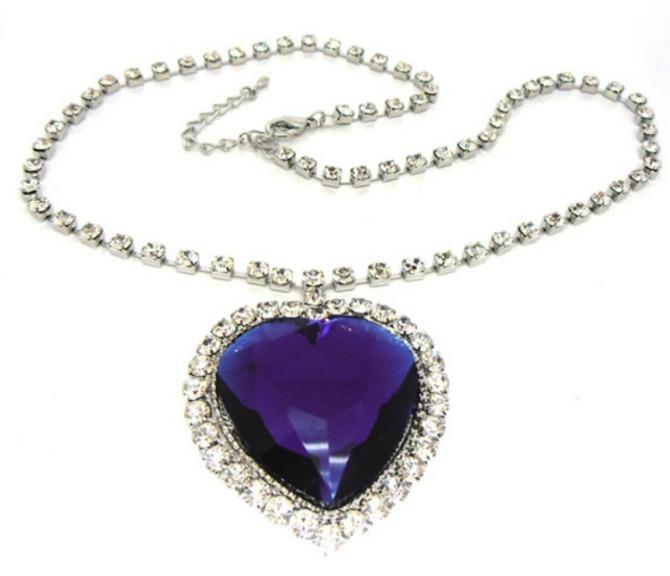 srce okeana ogrlica Nakit vredan više miliona: Najskuplji nakit na svetu