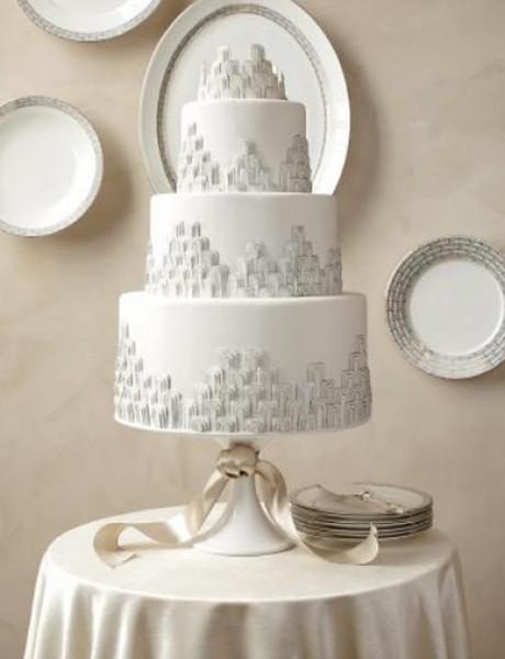 Srebrna boja na venčanju
