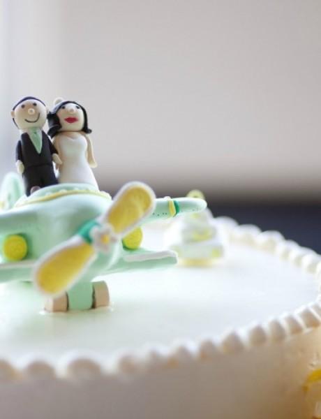 Neobične figurice za mladenačke torte