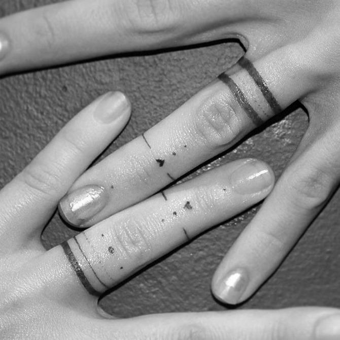 tetovaza umesto burme Zaobiđite tradiciju i venčanju dajte svoj lični pečat