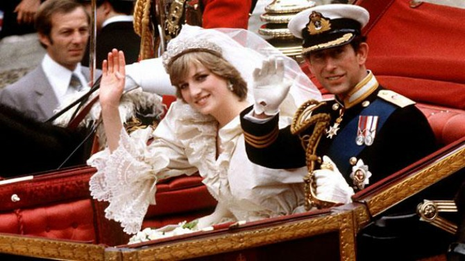 venčanja čarlsa i dajane Ovo su najskuplja venčanja u istoriji