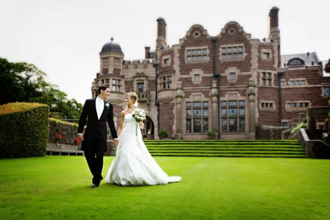 venčanje u dvorcu Daleke destinacije su sve popularnije za venčanje