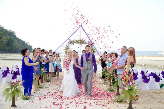 venčanje Daleke destinacije su sve popularnije za venčanje