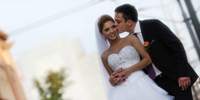 vencanje6 Zaobiđite tradiciju i venčanju dajte svoj lični pečat