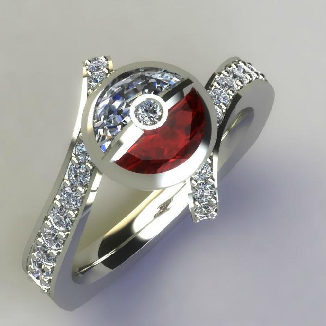 Verenički prsten Prelepo vereničko prstenje