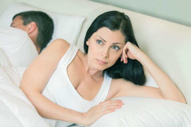 brak bez seksa Brak bez seksa   tabu o kome se ćuti i retko govori