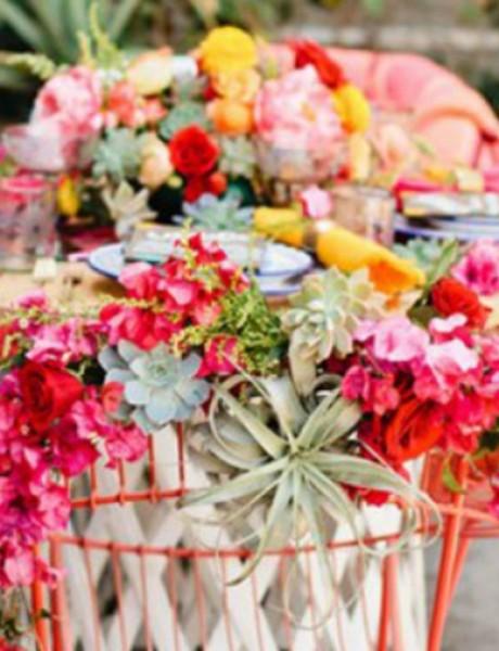 Obojite venčanje raskošnim bojama