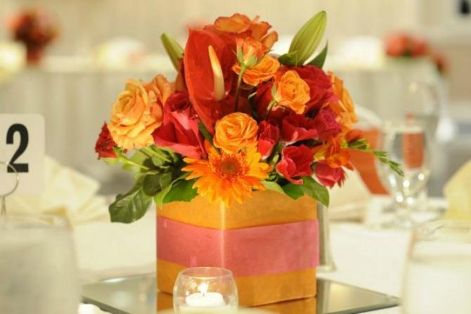 feng sui vencanje Feng Shui: Odgovarajuće boje za venčanje