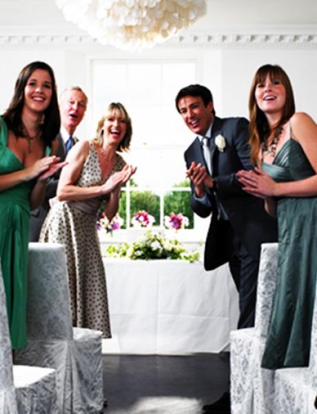 Savršeno venčanje i ne tako savršeni gosti