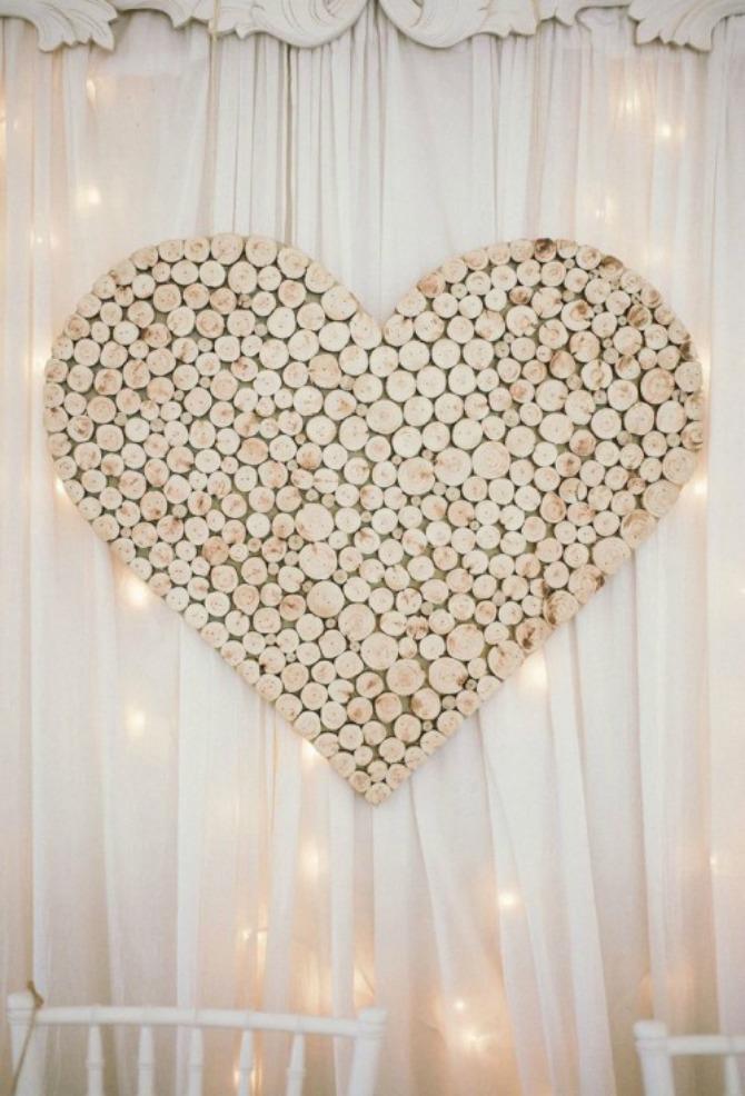 ideje za dekoraciju venčanja Sitnice kod dekoracije čine venčanje veličanstvenim