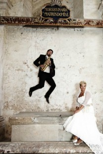 """Uvrnute"" fotografije sa venčanja"