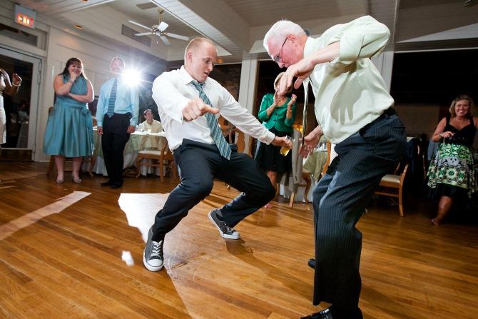 ludi plesač na venčanju Savršeno venčanje i ne tako savršeni gosti