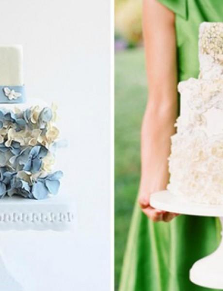 Najlepše cveće za dekoraciju venčanja – hortenzije