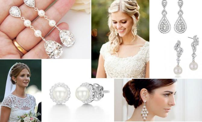 nakit na vencanju Savršen nakit će upotpuniti izgled svake mlade