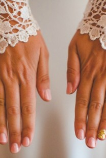 Ideje za savršene nokte za venčanje