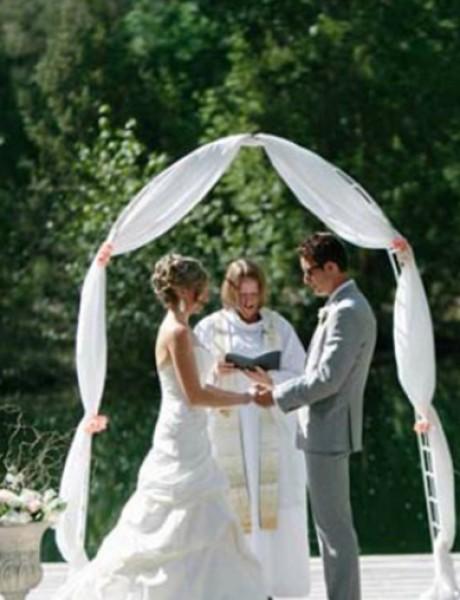 Ono što se dogodilo na ovom venčanju je neverovatno
