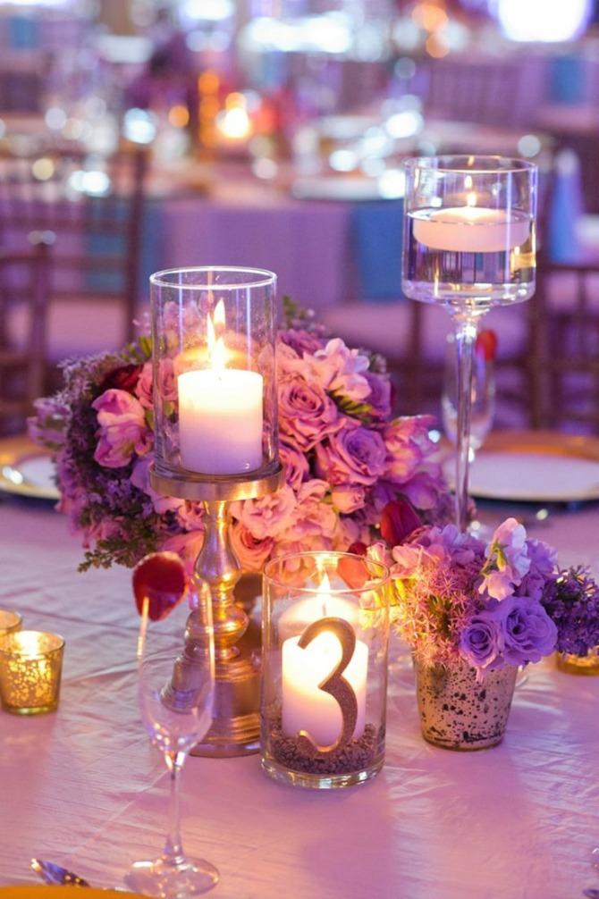 sveće za deoraciju venčanja Dekorativne sveće za venčanje ulepšaće svaku prostoriju