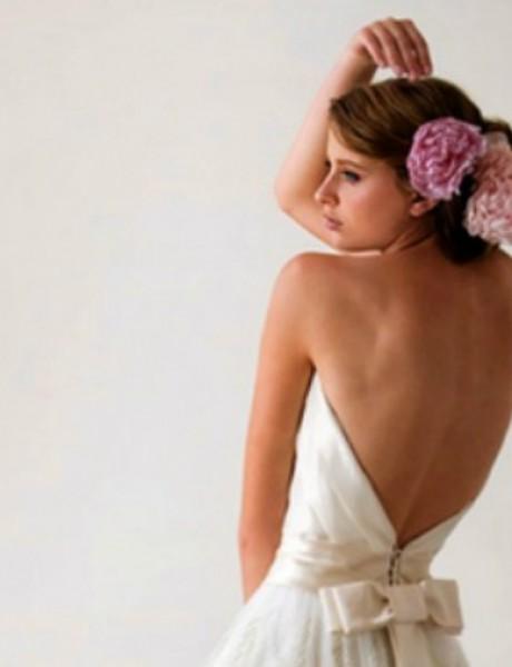 Venčanice bez bretela su najzastupljeniji model haljine za venčanje