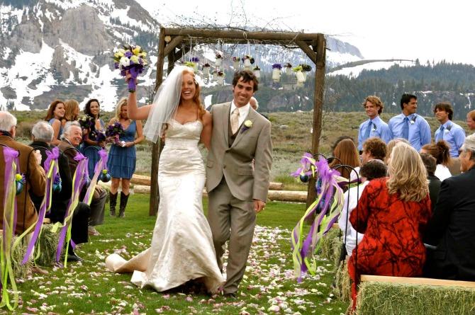 venčanje na otvorenom1 Najlepša mesta na svetu za venčanje na otvorenom