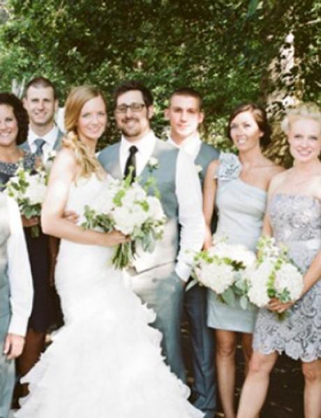 Šta nikako ne biste trebali da obučete na venčanju