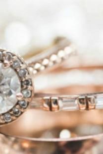 Vereničko prstenje inspirisano vintidž stilom