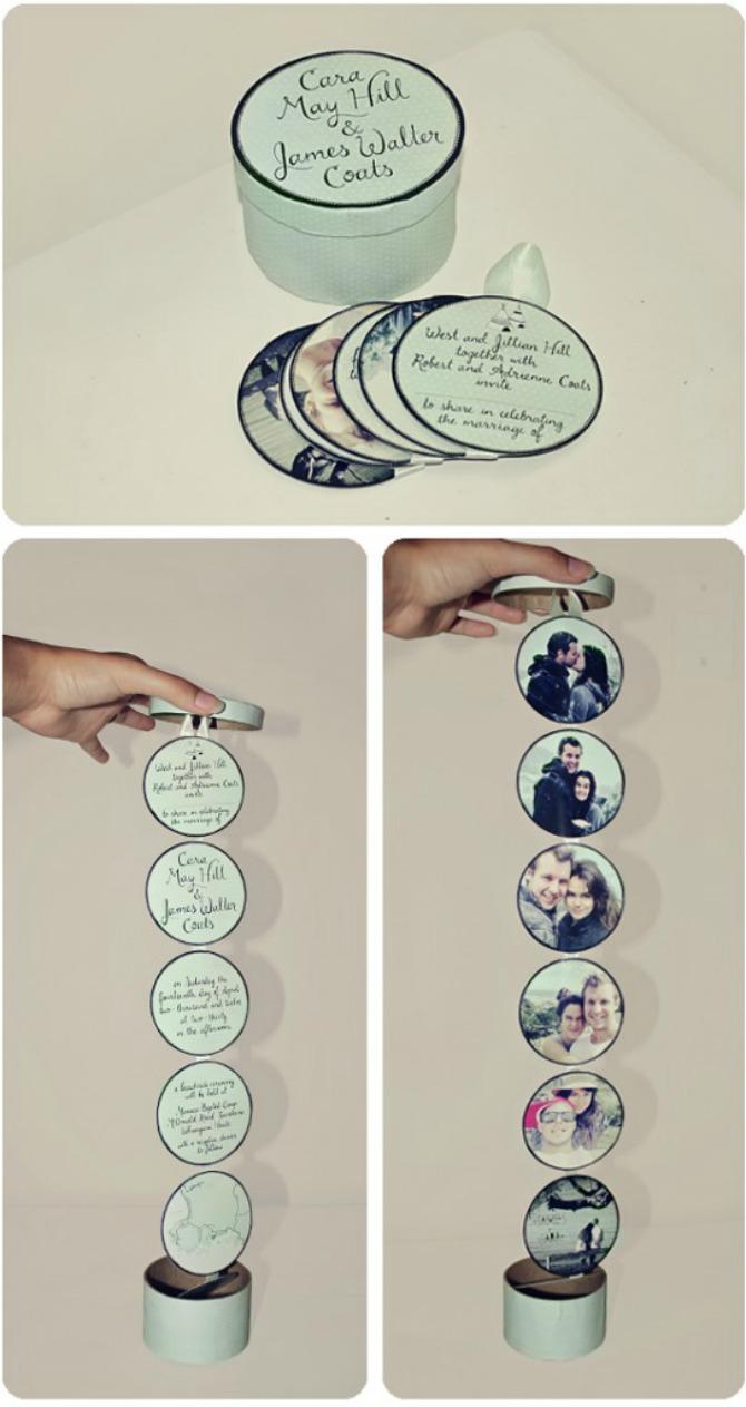 zanimljive pozivnice za venčanje Inspirativne pozivnice za venčanja