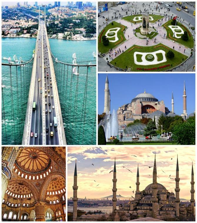 Istambul Nezaboravan medeni mesec u Evropi