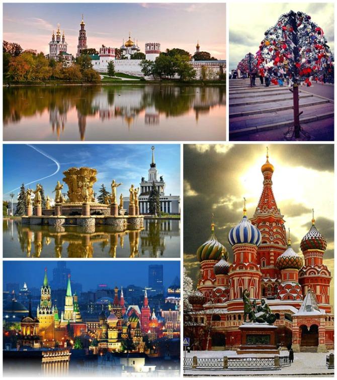 Moskva Nezaboravan medeni mesec u Evropi