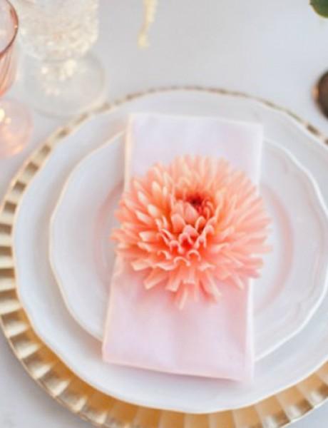 Dekorišite venčanje veselim, letnjim bojama