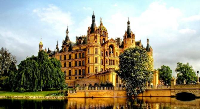 dvorac Dvorac kao idealan izbor za medeni mesec