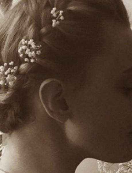 Obavezno pogledajte romantičnu venčanicu supermodela Fride Gustavson