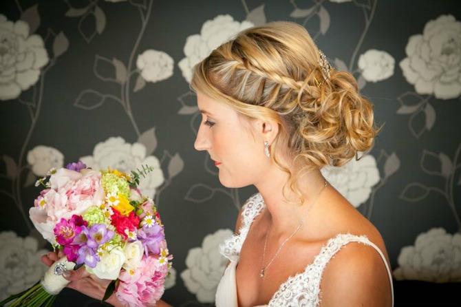 frizura za venčanje21 Najlepše frizure za buduće mlade