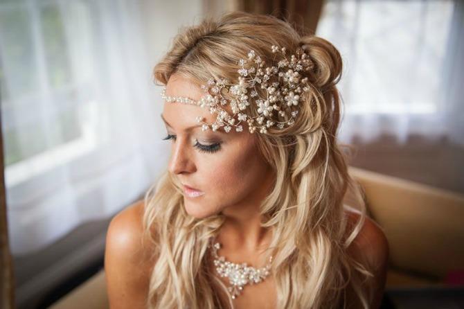 frizura za venčanje4 Najlepše frizure za buduće mlade