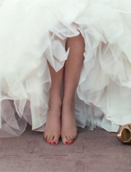 Venčanje inspirisano starim holivudskim glamurom
