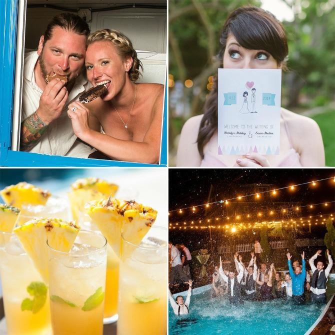 ideje za letnje venčanje Ideje kako da rashladite goste na letnjem venčanju